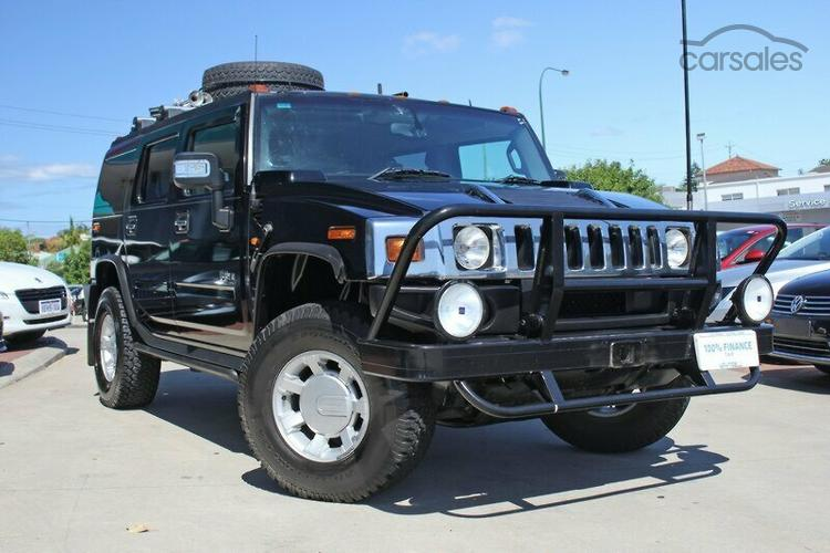 New Used Hummer Cars For Sale In Australia Carsales Com Au