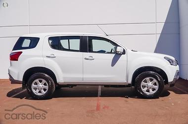 new used isuzu mu x cars for sale in australia. Black Bedroom Furniture Sets. Home Design Ideas