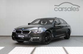 2017 BMW 520i M Sport G30 Auto