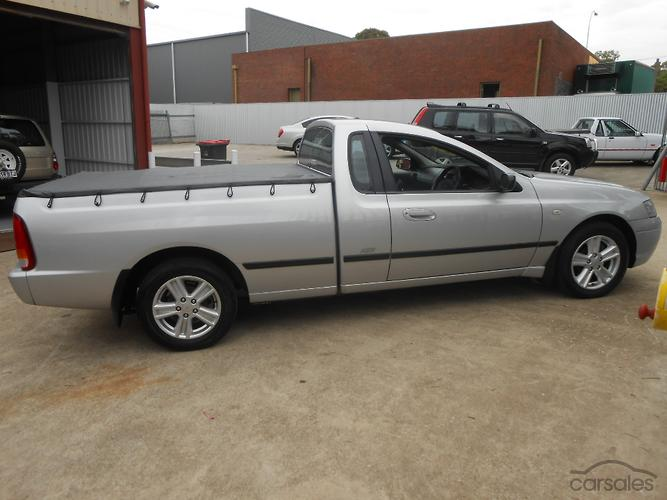 2005 Ford Falcon Ute SE BA Mk II Auto Super Cab & New u0026 Used Ford Falcon Ute Silver cars for sale in Australia ...