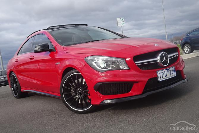 New Used Mercedes Benz Red Coupe Cars For Sale In Australia