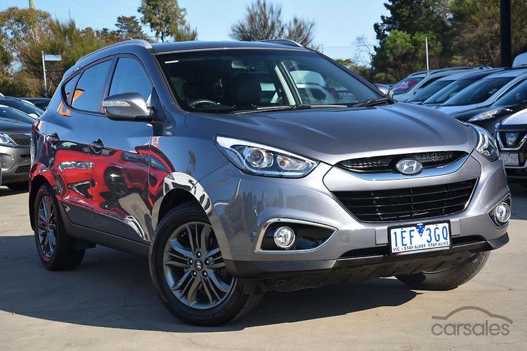 Hyundai ix35 for sale melbourne