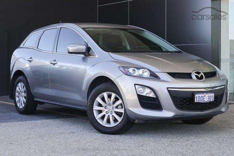 Mazda cx 7 carsales