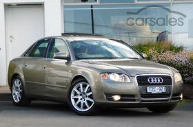 New Used Audi Gold Sedan Cars For Sale In Australia Carsalescomau - Audi a 9