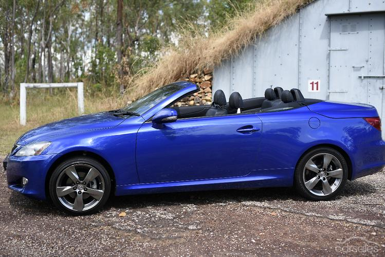 2011 Lexus IS250 C Sports Auto MY10