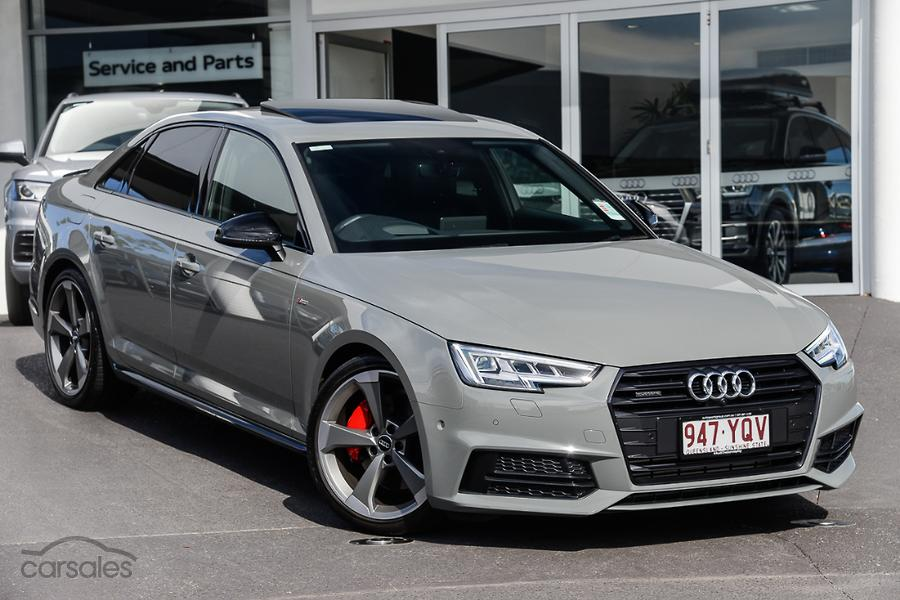 2018 Audi A4 Black Edition Auto quattro MY18-OAG-AD-16799648