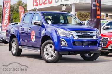 new & used isuzu d-max cars for sale in australia - carsales.au