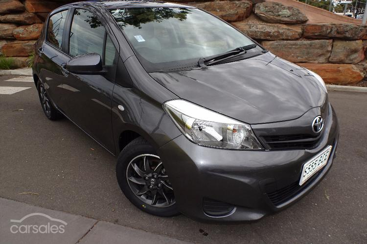 new & used toyota yaris cars for sale in australia - carsales.au