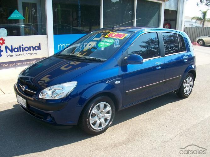 Hyundai getz for sale adelaide