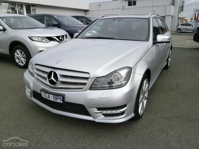 2014 Mercedes Benz C250 CDI Elegance Auto