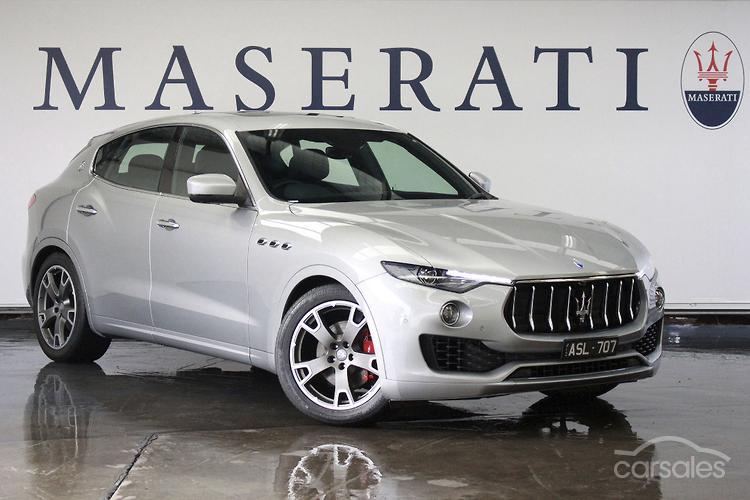 Maserati suv australia