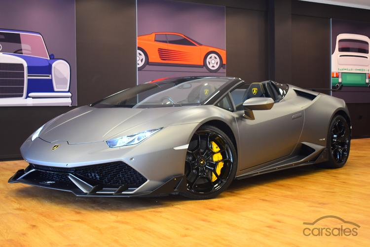 New Used Lamborghini Cars For Sale In Australia Carsales Com Au