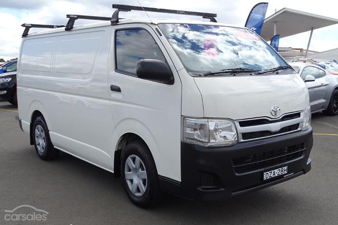 New   Used Toyota Hiace cars for sale in Australia - carsales.com.au 7130eba5238