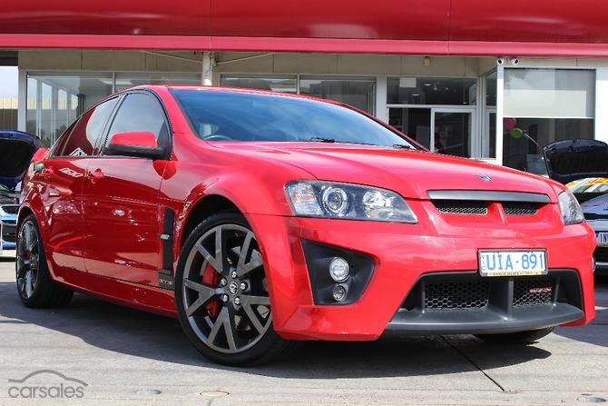 New Used Holden Special Vehicles Hsv Gts Cars For Sale In Victoria