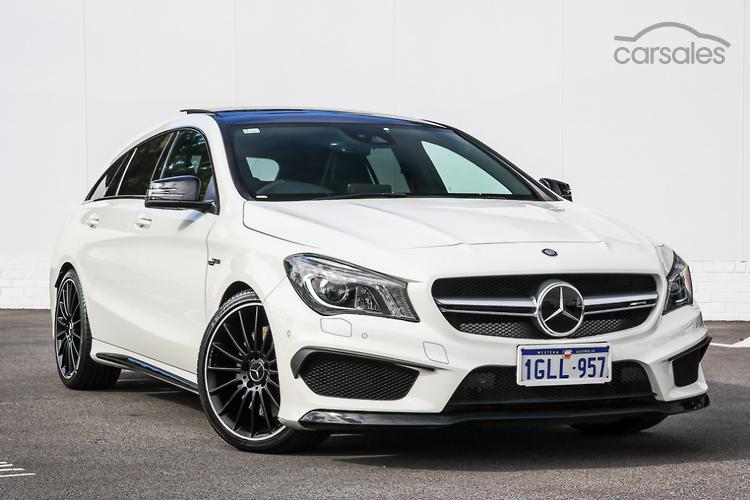 2015 Mercedes Benz CLA45 AMG Auto 4MATIC