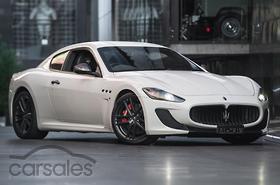 New & Used Maserati GranTurismo cars for sale in Australia ...