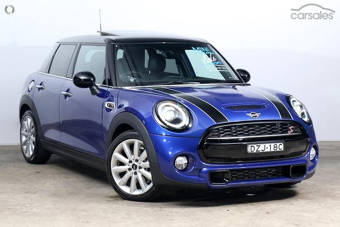 New Used Mini Cars For Sale In New South Wales Carsalescomau