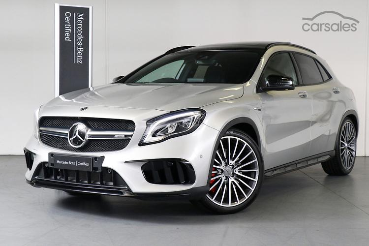 2017 Mercedes Benz GLA45 AMG Auto 4MATIC