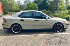 2005 Saab 9 3 Linear Sport Auto My05