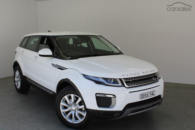 New Used Land Rover Cars For Sale In Australia Carsales