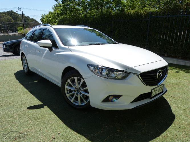 2014 Mazda 6 Sport GJ Auto