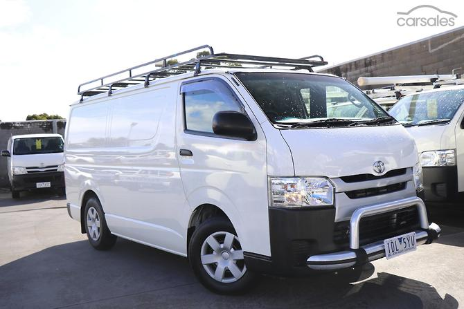f7b0d1d9bd New   Used Toyota Hiace Automatic cars for sale in Victoria ...