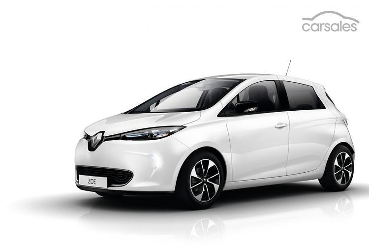 2017 Renault Zoe Intens Auto Oag Ad 16477401