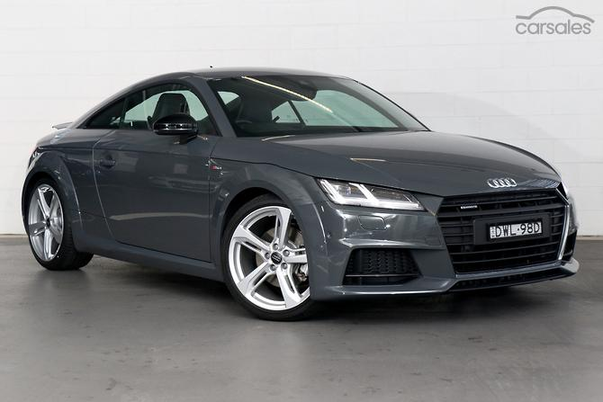 New Used Audi TT Cars For Sale In Australia Carsalescomau - Audi car second hand