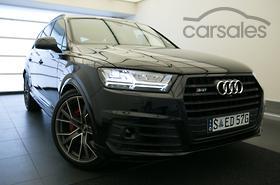 New Used Audi SQ Cars For Sale In Australia Carsalescomau - Audi sq7 price