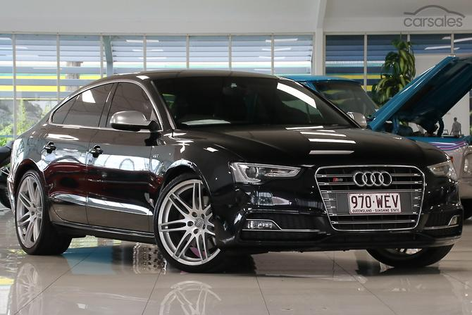 New Used Audi S Automatic Cars For Sale In Australia Carsales - Audi automatic car