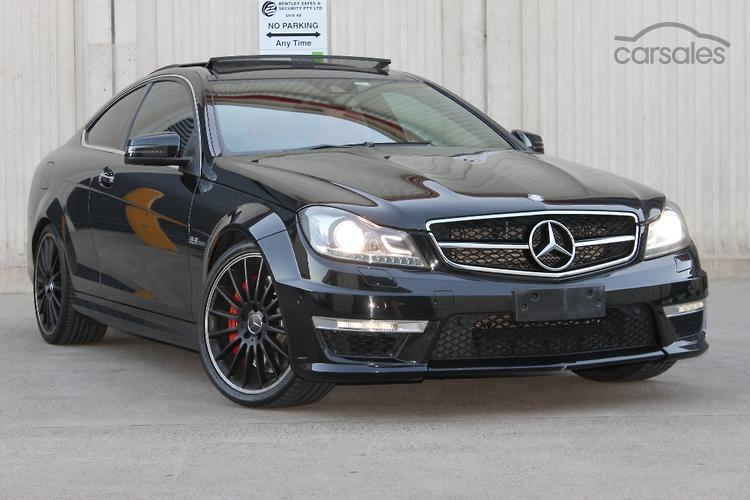 2012 Mercedes Benz C63 AMG Performance Package Auto MY12