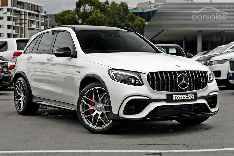 New Used Mercedes Benz Glc Class Cars For Sale In Australia