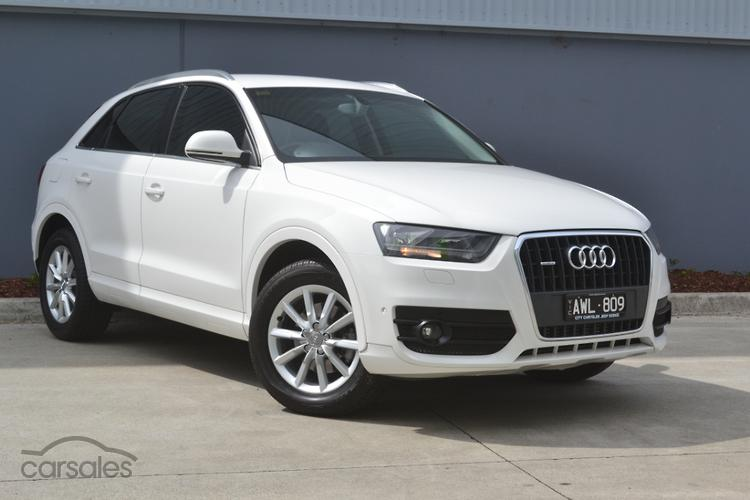 New Used Audi Q3 Cars For Sale In Australia Carsales Com Au