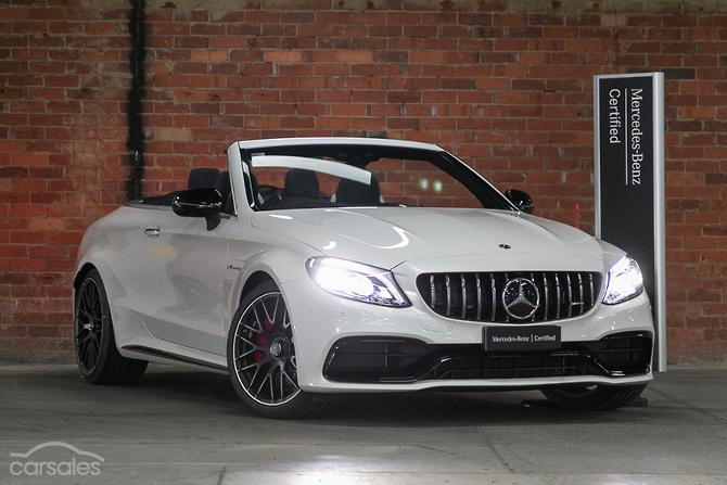 New Used Mercedes Benz Convertible Cars For Sale In Australia