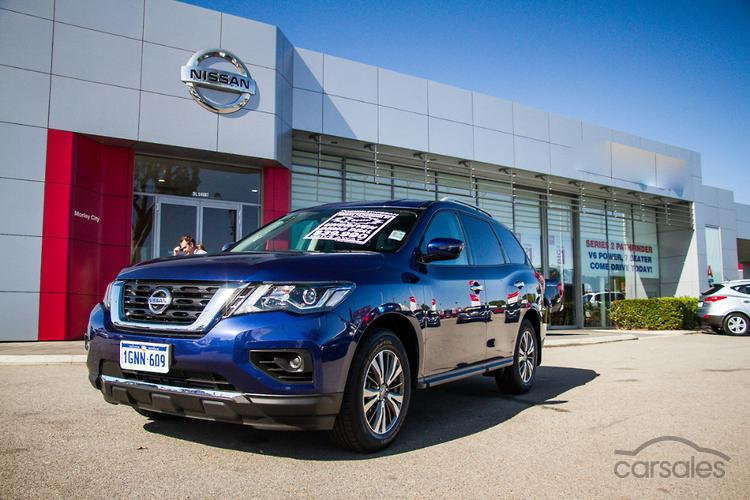 New Used Nissan Pathfinder Cars For Sale In Perth Western