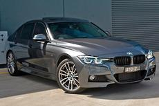 New Used Bmw 330i M Sport Grey Cars For Sale In Australia