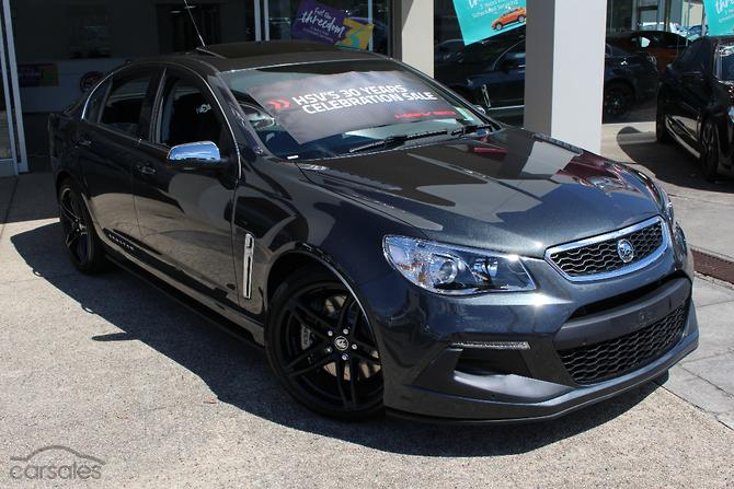 New Used Holden Special Vehicles Hsv Senator Cars For Sale In