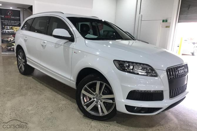 New Used Audi Q TDI Cars For Sale In Australia Carsalescomau - Audi q7 tdi