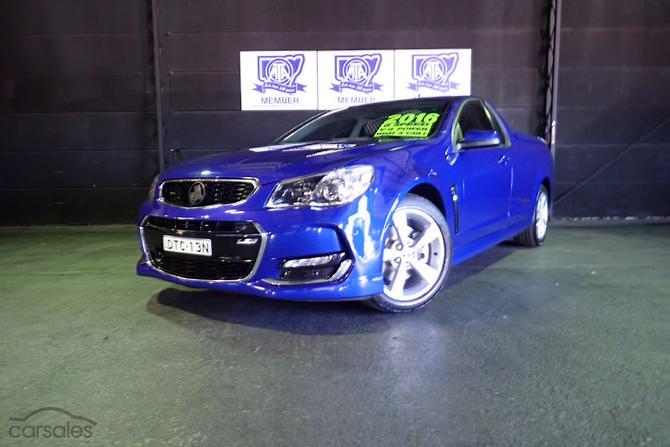 New & Used Holden Ute cars for sale in Australia ...