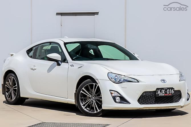 2016 Toyota 86 Gts Manual