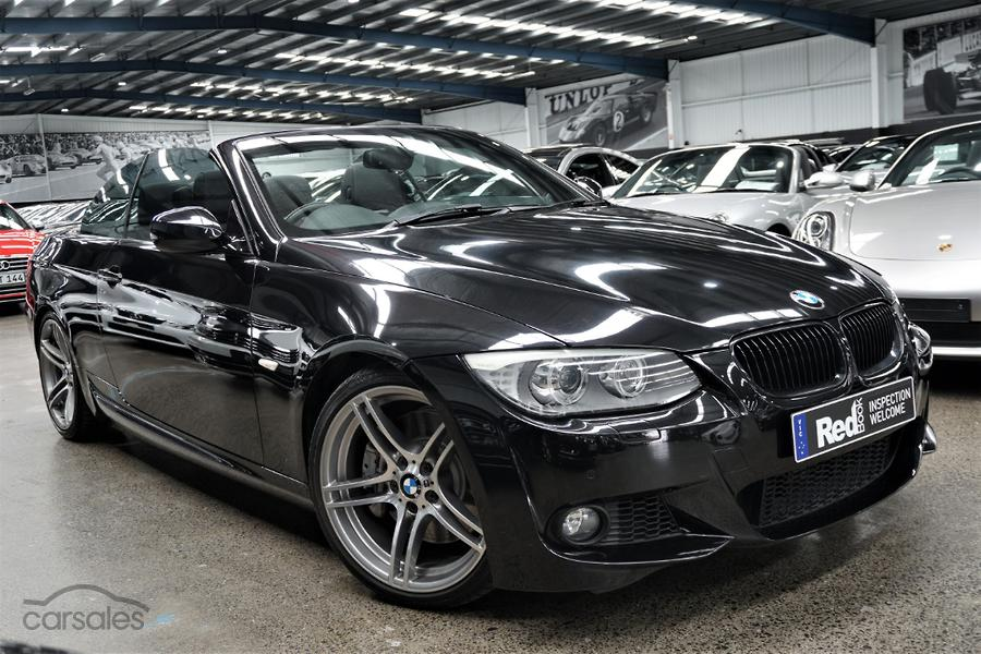 2013 bmw 335i convertible m sport package