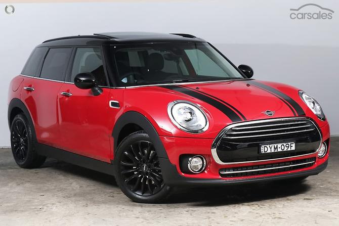 New Used Mini Red Wagon Petrol Premium Ulp Cars For Sale In