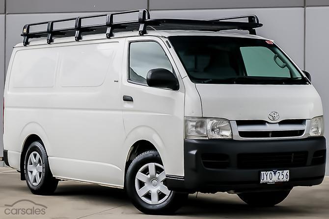 497bc51ee4 New   Used Toyota Hiace KDH201R Van Diesel cars for sale in ...