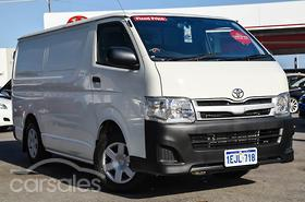 63a62fcfd2 New   Used Toyota Hiace cars for sale in Perth Western Australia ...