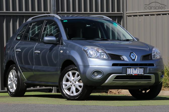 New Used Renault Koleos Cars For Sale In Dandenong Greater