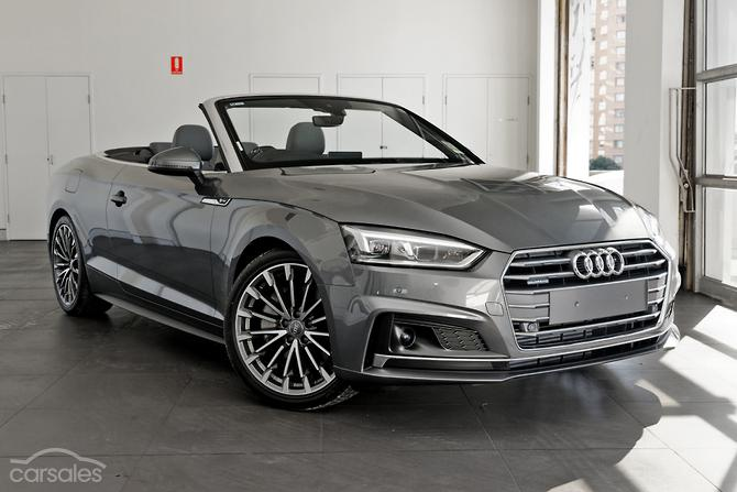 New Used Audi A Convertible Cars For Sale In Sydney West New - Used audi a5 convertible