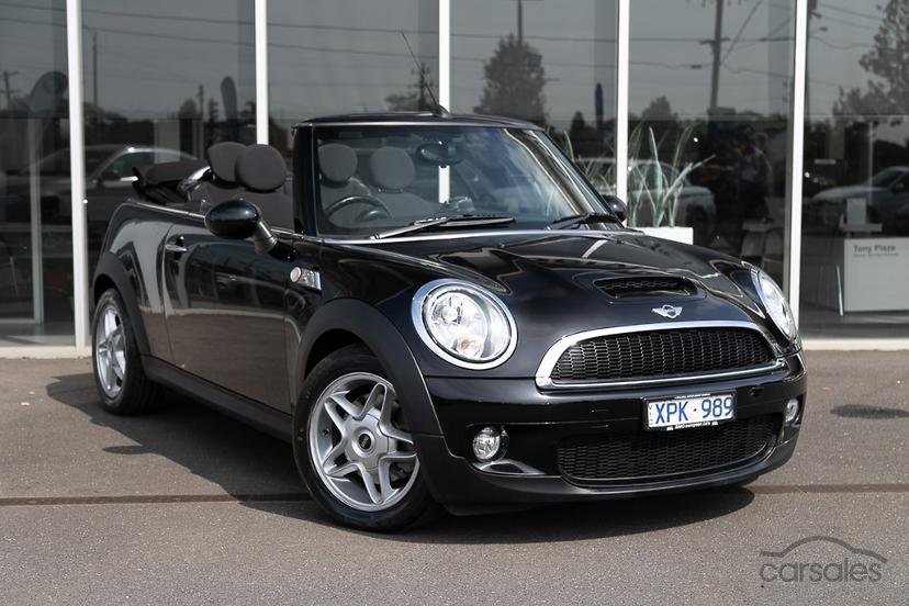 New Used Mini Cabrio Black Cars For Sale In Australia Carsales