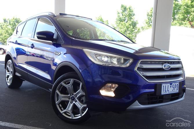 New Used Ford Escape Cars For Sale In Melbourne Victoria