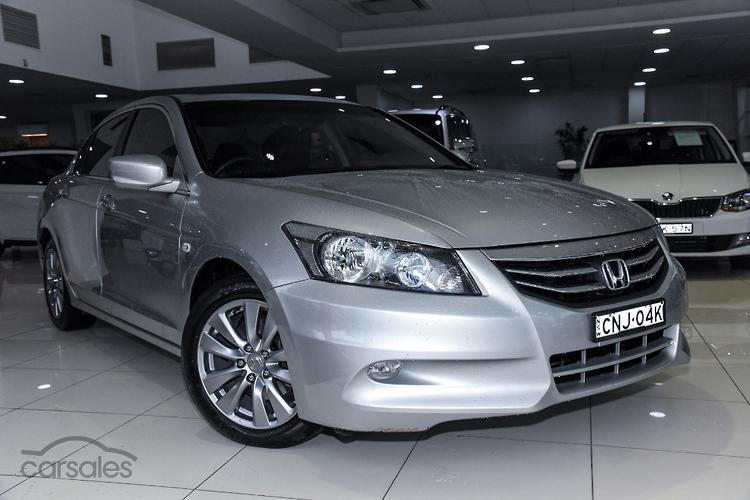 2012 Honda Accord Limited Edition Auto MY12
