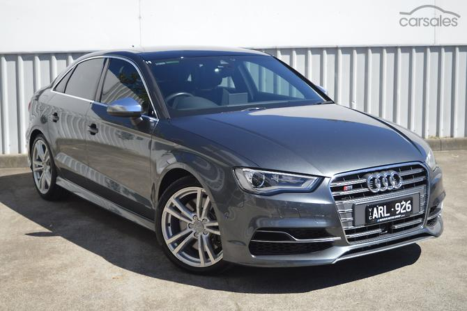 New Used Audi S Cars For Sale In Victoria Carsalescomau - Audi s3